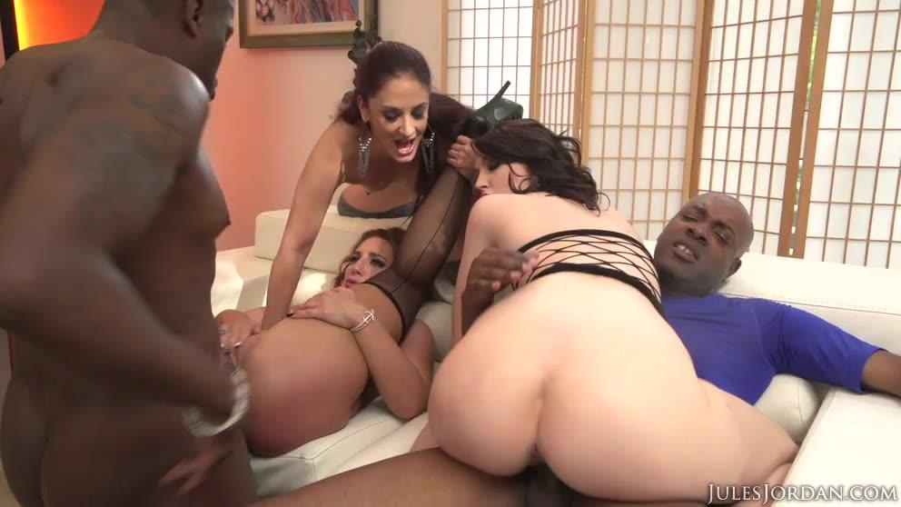 [Jules Jordan] Orgy Masters 5 - Sheena Ryder, Tori Avano, Savannah Fox (Orgy)/(Big Tits)