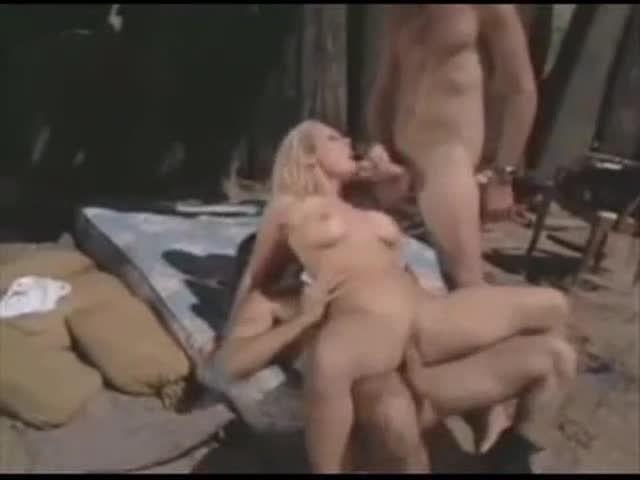 Double Penentration (Unidentified scene) Screenshot 5