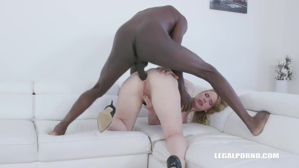 Enjoys black feeling balls deep (LegalPorno) Screenshot 3