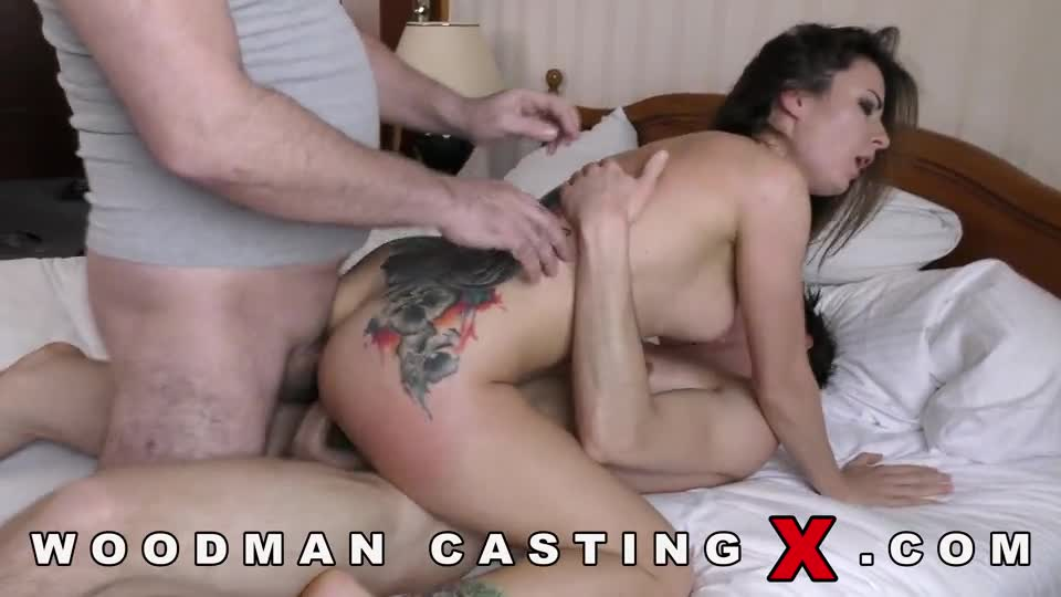 Casting X (WoodmanCastingX) Cover Image