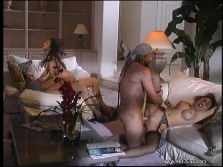 [High Voltage] Oriental Ass Whores 2 - Miko Lee, Jade Marcela (DP)/(Asian)