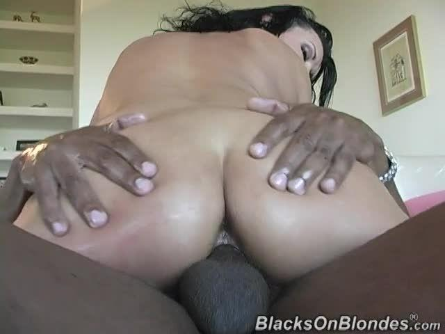 Double Penentration (BlacksOnBlondes / DogFartNetwork) Screenshot 4