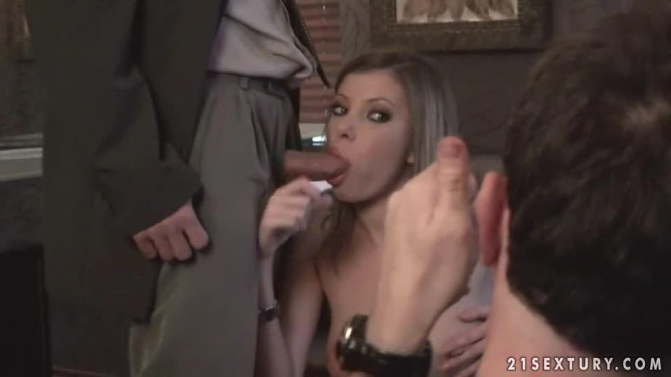 Backstage of Getting Divorced, 2008 (PixAndVideo / 21Sextury) Screenshot 1