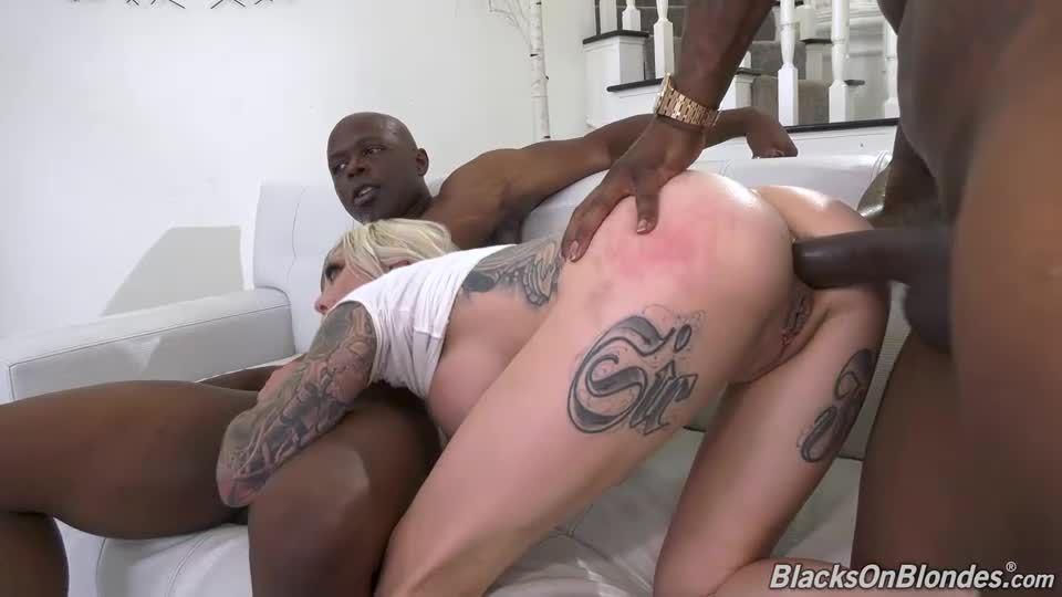 Karma Rx's Third Appearance (BlacksOnBlondes / DogFartNetwork) Screenshot 5