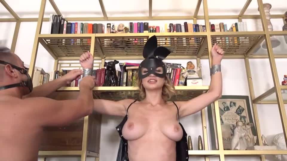 4 cocks vs 1 beauty! HARD fucking NRX034 (LegalPorno/AnalVids) Screenshot 0