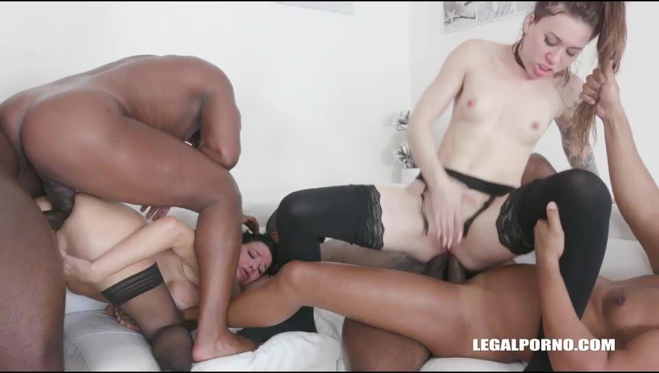 [LegalPorno] When two crazy cock queens meet the result is amazing Part 2 - Veronica Avluv, Monika Wild (DAP)/(Brunette)