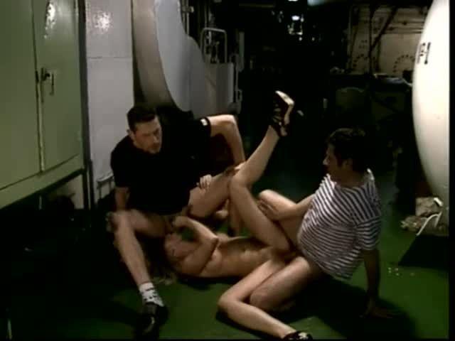 Cargo / Cargo accès interdit / Cargo der Sexfrachter / La nave della paura (Colmax / Tabu) Screenshot 7