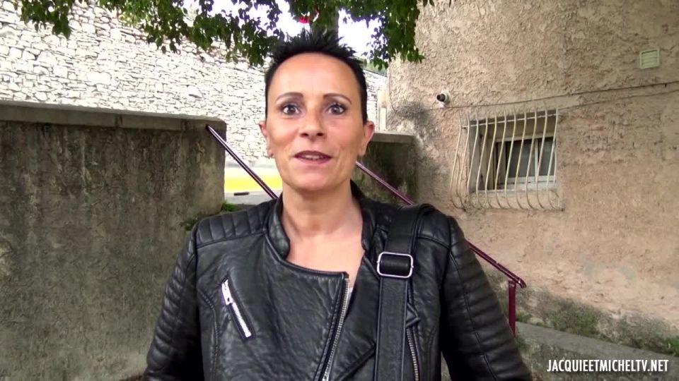 Chana Is Full Of Hard Before Returning To Belgium! (JacquieEtMichelTV / Indecentes-Voisines) Screenshot 0