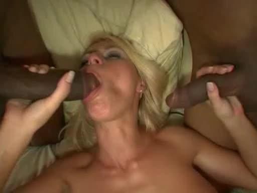 [Evasive Angles / FM Video] Little White Slave Girls 6 / Ass…Solo Negro - Nikki Sun (DP)/(3M1F)