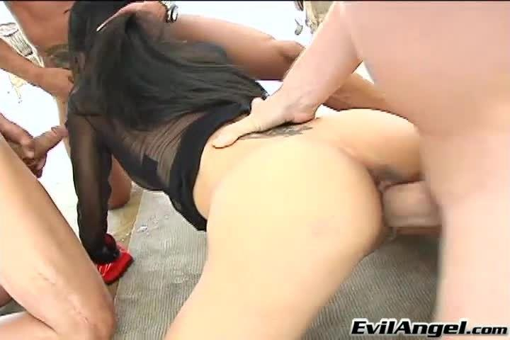 Asian Fucking Nation 3 (Evil Angel) Screenshot 3