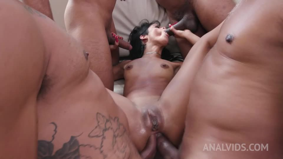 Anal fucking with DP, DAP and Double Vaginal YE108 (LegalPorno / AnalVids) Screenshot 2