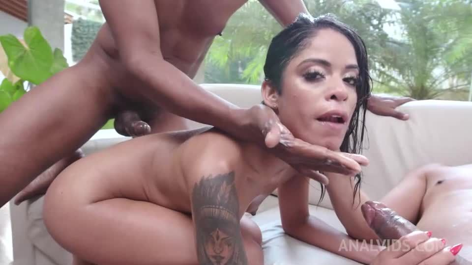 Anal fucking with DP, DAP and Double Vaginal YE108 (LegalPorno / AnalVids) Screenshot 9