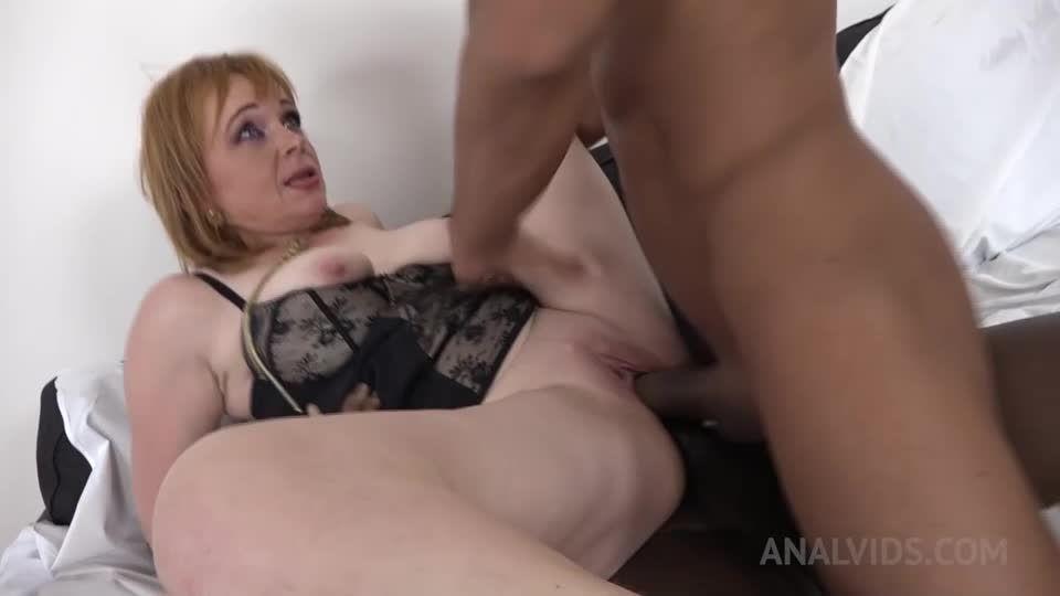 Kinky interracial DP KS085 (LegalPorno) Screenshot 9