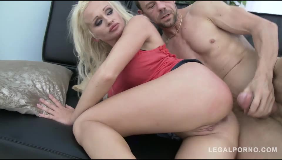Double anal training (LegalPorno) Cover Image