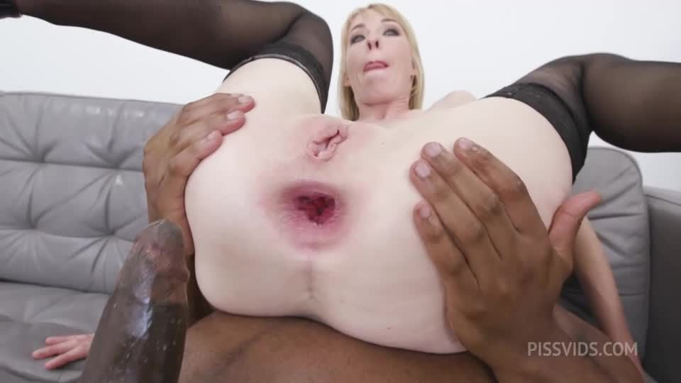 Black Pee, BBC, ATM, Balls Deep Anal, DAP, Big Gapes, Pee Drink, Creampie Swallow (LegalPorno / AnalVids) Screenshot 4