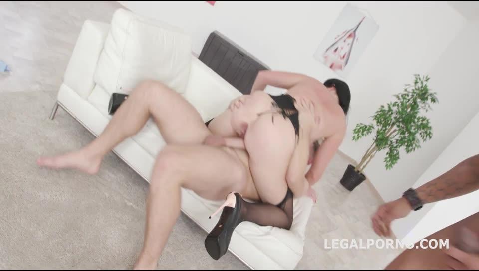 [LegalPorno] Balls Deep with Austrian Milf DP, dynamic fucking, Swallow - Sina Velvet (DP)/(MILF)