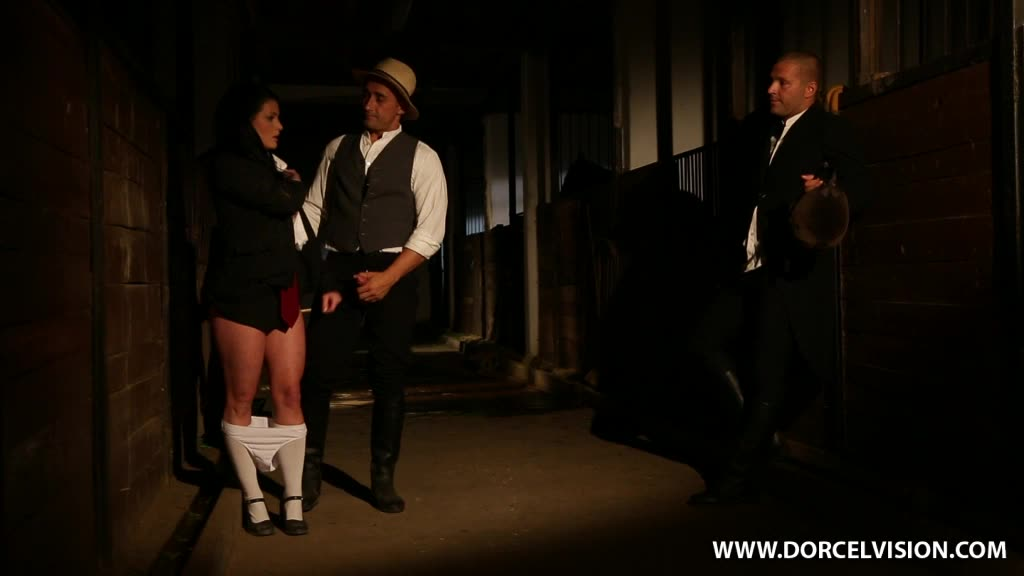 [Dorcelvision / Dorcel] Young Horse Riders - Lana Fever (DP)/(Stockings)
