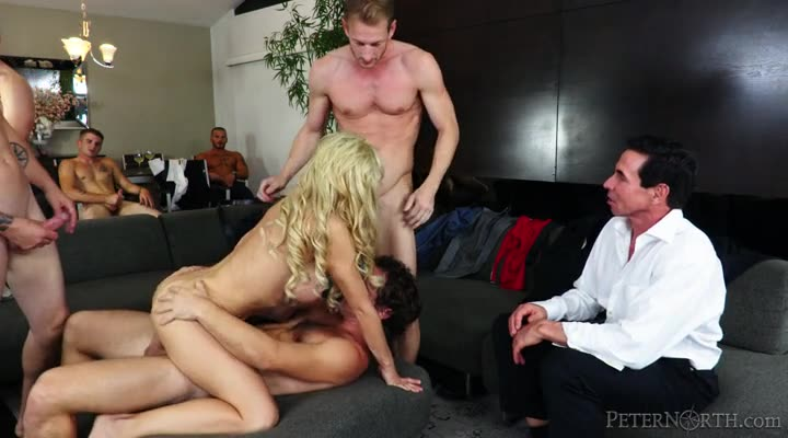[Peternorth] Faithfully Unfaithful To Love Honor And Share - Nadia North (GangBang)/(Big Tits)