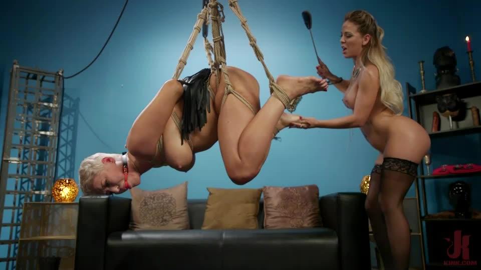 [WhippedAss] Playthings: Ryan Keely & Lydia Black Are Cherie DeVille's Willing Toys - Cherie Deville, Ryan Keely, Lydia Black (DP)/(BDSM)