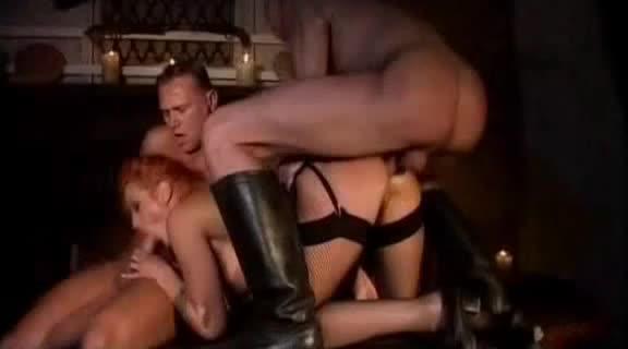 [FM Video] Palle in Canna / Oltre il Confine / Porno Spaghetti - Asia D'Argento (DP)/(Stockings)