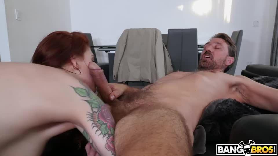 Double penetration For Anna De Ville (BangBros) Screenshot 7