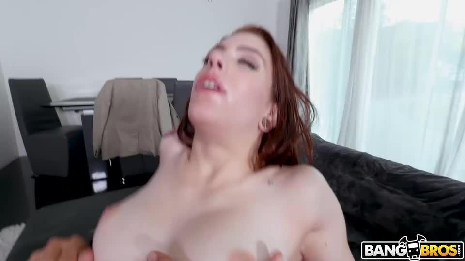 Double penetration For Anna De Ville (BangBros) Screenshot 8