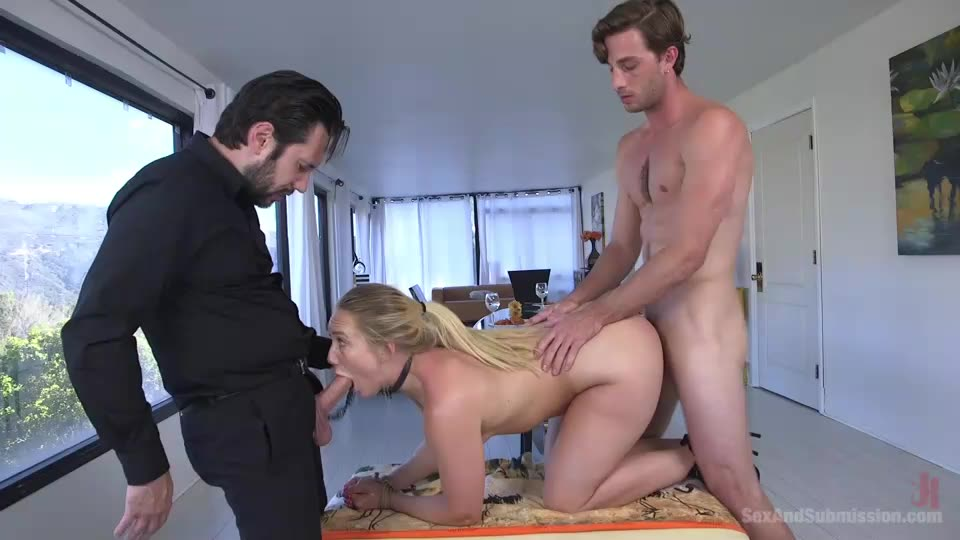 [SexAndSubmission / Kink] Chance to Advance / 42200 - AJ Applegate (DP)/(Domination)