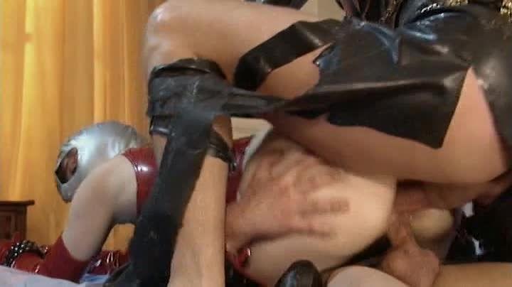 Extra Stark 182: Gummigeile Spermaschlampen, scene 3 (DBM) Screenshot 7