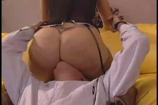 [Feline Films] Pussyman's Shaving Starlets 5 - Olivia Saint (DP)/(High Heels)