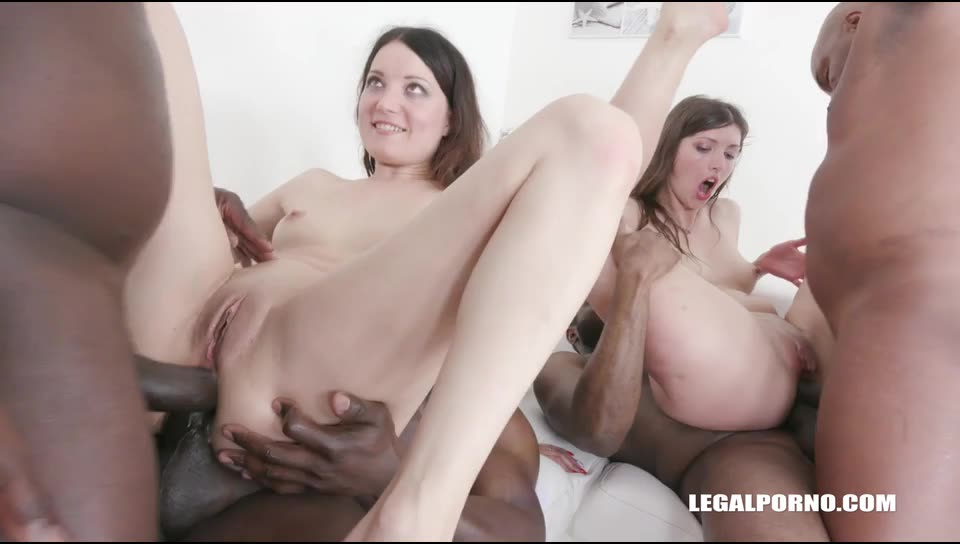 [LegalPorno] Discover wet game with fisting & double anal Part 2 - Susan Ayn, Roxy Dee (DAP)/(Natural Tits)