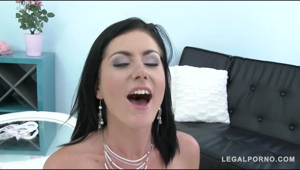 [LegalPorno] Double anal for the first time - Laima (DAP)/(3M1F)