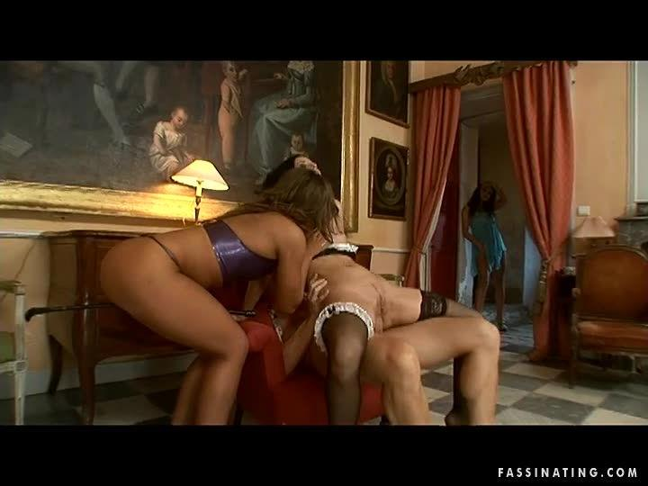 With the maid (Fassinating/ 21sextury) Screenshot 3