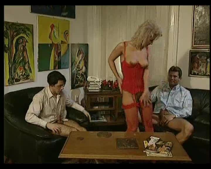 Clark Entertainment 22: Hard Art / De l'art et du cochon (DBM Video) Screenshot 7