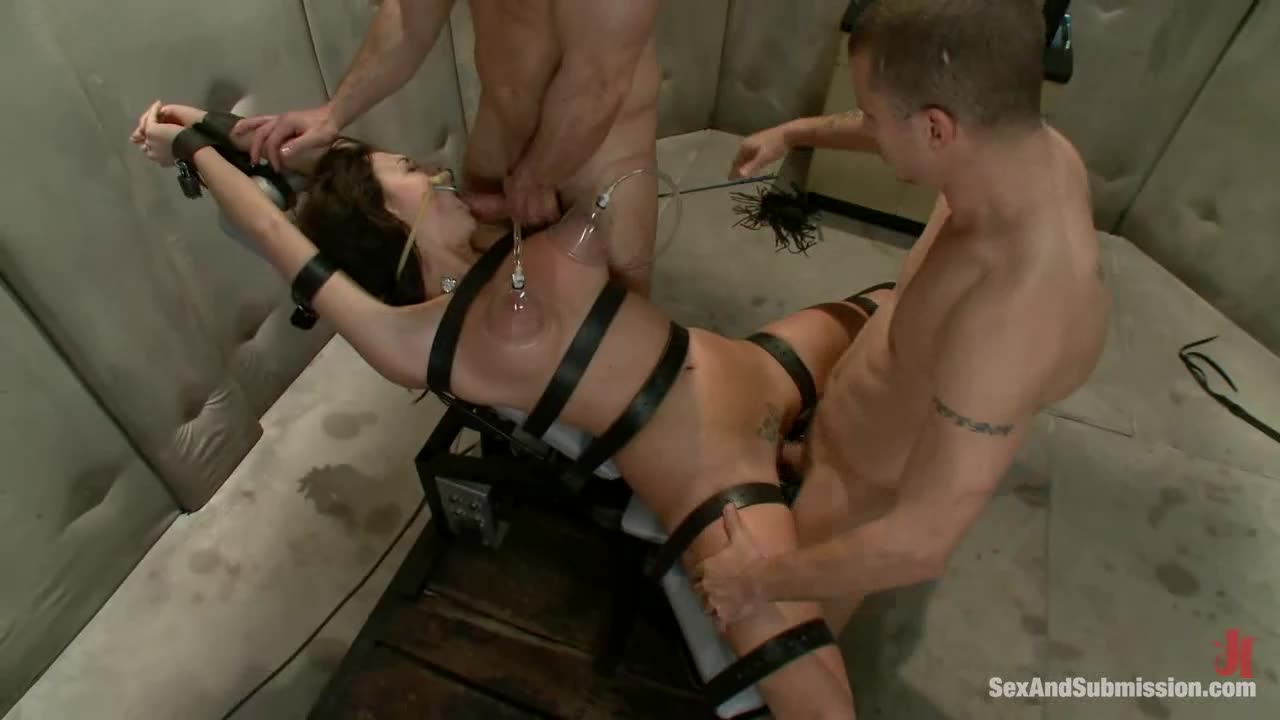 [SexAndSubmission / Kink] Fantasy Squad - Chanel Preston (DP)/(BDSM)