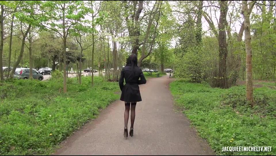 20ans, la kabyle ose tout (JacquieEtMichelTV / Indecentes-Voisines) Screenshot 1