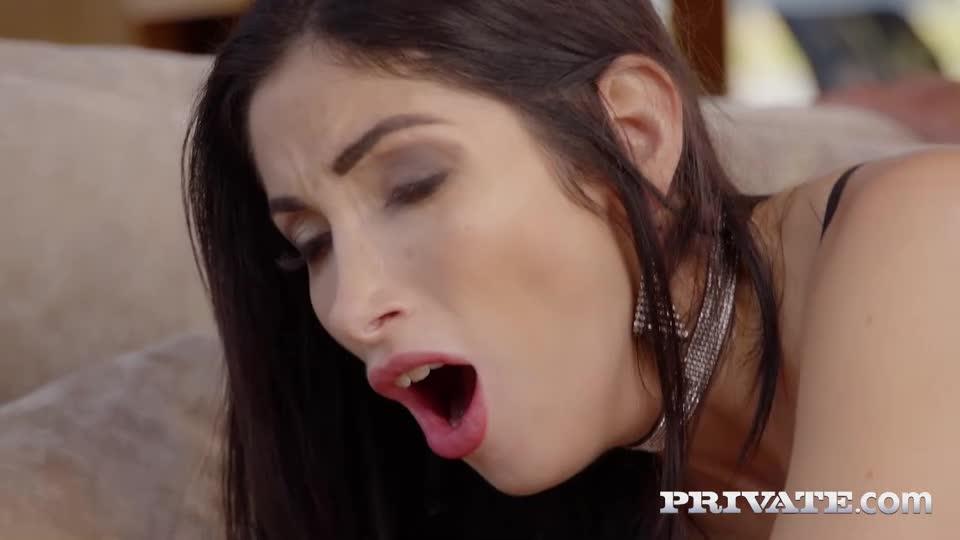 Sexy Lingerie And A DP Threesome (PrivateStars / Private) Cover Image