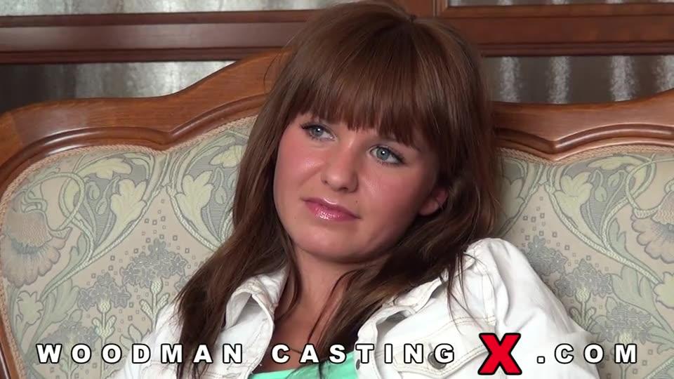 [WoodmanCastingX / PierreWoodman] Casting X 113 - Bella Baby (DP)/(Teen)