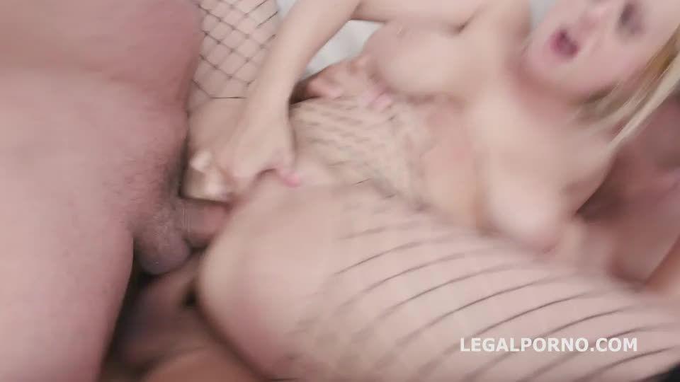 Take no Prisoners, Balls Deep Anal, DAP, Gapes, Squirt (LegalPorno) Screenshot 5
